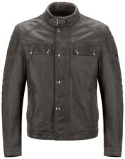 Belstaff Glen Vine Mens Jacket in Burnished Brown - several sizes, new with tags