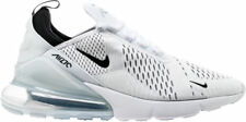 Nike Air Max 270 White Black Womens Trainers Sneakers size Uk 4,5 5,5 6