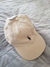 ORIGINAL Polo by RALPH LAUREN Baseball Cap Adjustable Hats Pony Logo - One Size