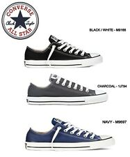 *NEW - CONVERSE ALL STAR CHUCK TAYLOR Ox Low Top Canvas Shoes Sneakers - UNISEX