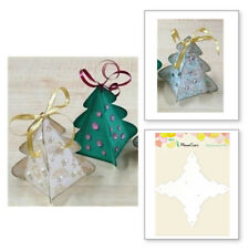 Metal Christmas tree box Cutting Dies Craft Dies For DIY Scrapbooking Paper Card