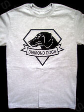 Metal Gear Solid Diamond Dogs T SHIRT (mgs v definitive kojima psp ps4 legacy)