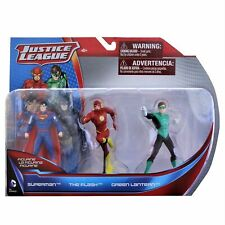 DC Comics: Justice League of America Action Figure 3-Pack