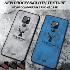 Deer Pattern For Huawei P20 Lite Mate 9 10 20 X Pro Leather Texture Cover Case