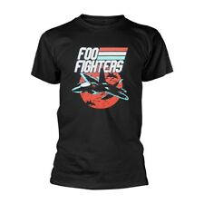 Foo Fighters Concrete and Gold Dave Grohl 1 con licencia Camiseta hombre
