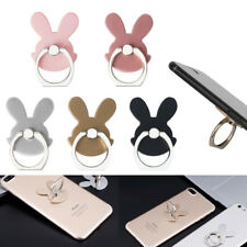 Mobile Phone Grip Holder Stand 360° Rotating Finger Ring For iPhone Samsung UK