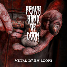 Heavy Hand Of Doom - Metal Drum Loops - 24-bit WAV - Sludge Stoner Death Thrash