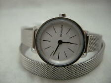 SALE: Authentic Skagen SKW2601 Mesh Stainless Steel Bracelet Women's Watch