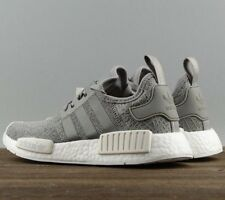 adidas Originals Womens NMD_R1 Trainers CH Solid Grey / Footwear White RRP £109