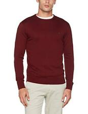 Mens Gabicci Vintage Cole Crew Knit Port