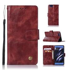 Wallet Leather Case Stand Card Slot Magnetic Flip Cover For Xiaomi /Xiaomi Redmi