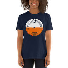 "Ska Roots Jamaican TShirt - Trojan Records 7"" T-shirt - Old 60's Reggae Shirts"