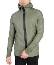 c20e4566e3a adidas MEN S ULTRA RUNNING JACKET GREEN XL ACTIVE FIT WINDPROOF FORMOTION  SPORT