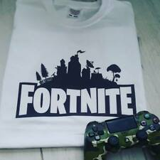 Battle Royale fortnight inspired tshirt Boys Girls XBox Gamer Playstation kids