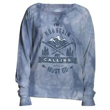 The Mountain Calling Womens Outdoor Slouchy Crew Adult