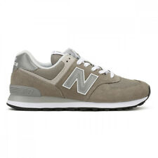 NEW BALANCE Sneakers 574 uomo camoscio grigio ML574EGG Men's 574 grey suede