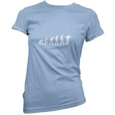Evolution Of Man Violinista - Mujer / Camiseta Mujer - Violin/Violín - S-XXL