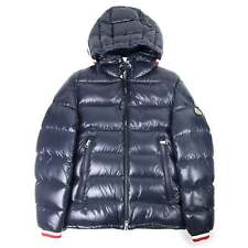 Moncler Alberic Down Jacket Navy Blue