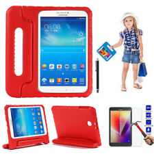 Kids Safety Shockproof Handle Case Cover EVA Foam Stand For Samsung Galaxy Tab