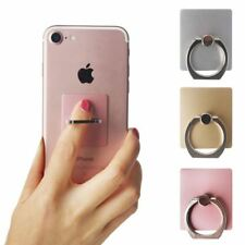 Samsung Finger Grip Ring Phone Stand Holder Mount For mobile iPhone 5 6 7 8 X