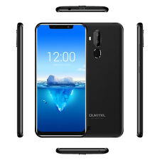 "Oukitel C12 pro 4G Smartphone 6.18"" Quad-Core 2+ 16gb Android8.1 Libre Mtk6739"