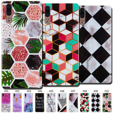 For Huawei Protective Rubber TPU Case Silicone Shell Cover Soft Back Cute Skin