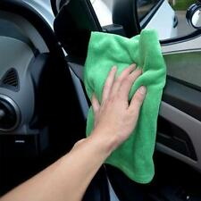 10Pcs 25*25CM Car Soft Microfiber Absorbent Wash Cleaning Polish Towel Cloth