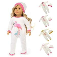 Rompers Jumpsuit Hat Clothes Suit for American Girl Our Generation My Life Dolls