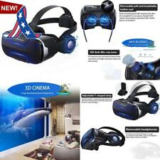 Virtual Reality Headsets Vr Headset, Vr Shinecon 3D Vr Glasses For Tv, Movies