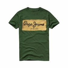 Pepe Jeans London - Charing - T-shirt manches courtes - vert