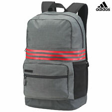 f2b518d8bc8 Adidas 3-Stripes Medium Backpack -sports work school bag with laptop  compartment