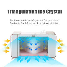 USB Mini Portable Air Conditioner Cooler Fan Personal Space Cooling Home
