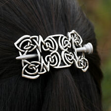 Metal Viking Celtics Knots Hair Clips Hair Decor Accessories Jewelry Gift