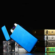 High-quality Windproof Flameless USB Dual Arc Rechargeable Electric Lighter