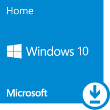 Microsoft Windows 10 Home, Win 10 Home (1-5 PC) OEM, Produktkey per email