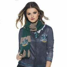 Harry Potter Gryffindor Hufflepuff Ravenclaw Slytherin Deluxe House Scarves