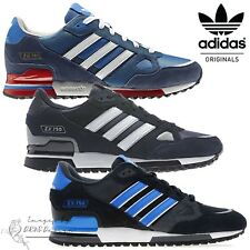 innovative design 9cadd ad8f8 Adidas Originals ZX 750 Men s Suede Trainers Retro Casual Sports Running  Shoes