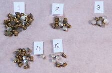 One Parker 51-61-65 Cap clip Jewel & Screw All variants
