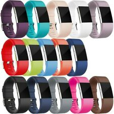 UK For Fitbit Charge 2 Band Replacement Bracelet Strap Wristband