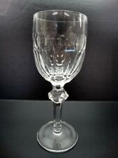 """Waterford Curraghmore 7"""" Cut Crystal Claret Wine Glass Discontinued"""