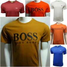 CLASSIC HUGO BOSS T-SHIRTS TEES SHORT SLEEVE CREW NECK TOPS ACTIVE-WEAR RRP £45