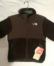 New The NORTH FACE girls Denali Jacket - Black or Brown