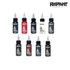 Radiant Tattoo Ink - LAKY - 1oz colours - Horror Gore Tattoo Colours