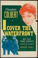 I Cover the Waterfront Poster//I Cover the Waterfront Movie Poster//Movie Poster