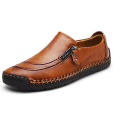 Autumn Men Shoes Leisure Leather Slip On Spring Outdoor 2018 Brand New Durable