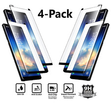 Case Friendly Tempered Glass Screen Protector Samsung Galaxy Note 9 S9 / S8 Plus