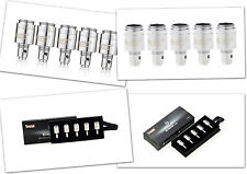 Authentic Yocan Evolve, Pandon Replacement QDC, Ceramic Donut Coil Head (5-Pack)
