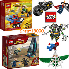 LEGO Marvel and DC Super Heroes *NEW - BOX SETS, MINIFIGURES* Choose SETS Toys