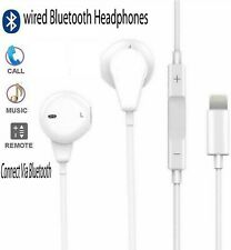 Lightening Stereo Bluetooth Earphones Headphones For IPhone X/8/7/7+X/XR/XS/8+