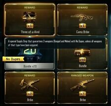 BO3 Modded Account or I Mod You OP CLASSES Lvl 1000 Multiplayer Zombies Campaign